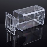 Nail Polish Remover Wipe Holder Makeup Cotton Paper Wipe Container Storage Box