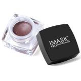 IMAGIC 12 Color 3G Waterproof Long Lasting Shimmer Glow Glitter Eyeshadow Cream