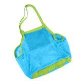 Family Sand Away Beach Bag Children Beach Toys Clothes Storage Mesh Bag Sundries Bags