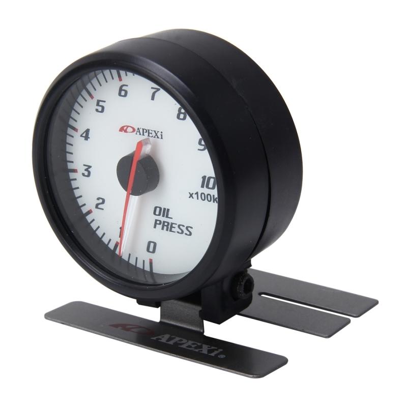 Universal Auto Gauges : Universal inch mm oil pressure gauge auto