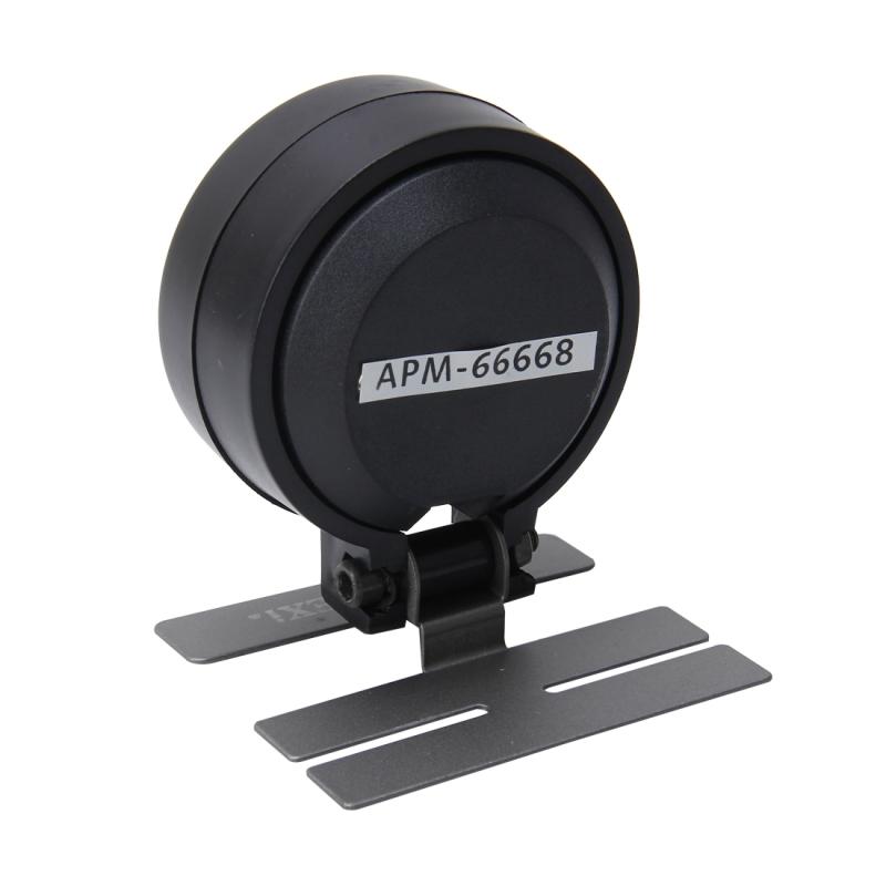 Universal 2.5 inch 60mm Oil Pressure Gauge Auto Gauge Meter Oil Temp Gauge Pointer for Car Oil Press Temp Meter Auto Gauge