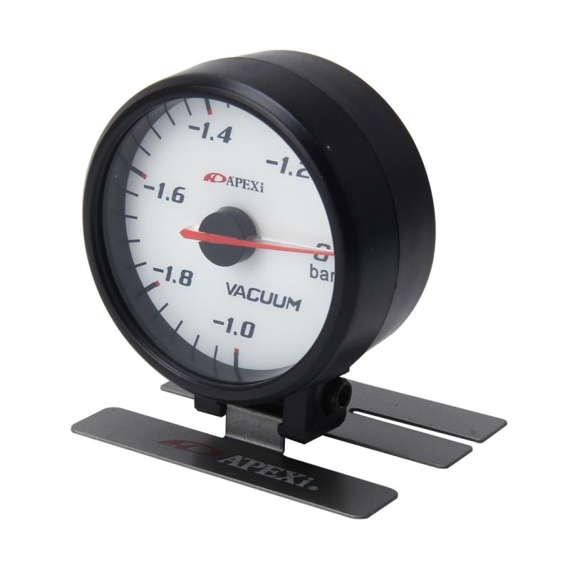 Universal Auto Gauges : Universal inch mm vacuum boost temp gauge car auto