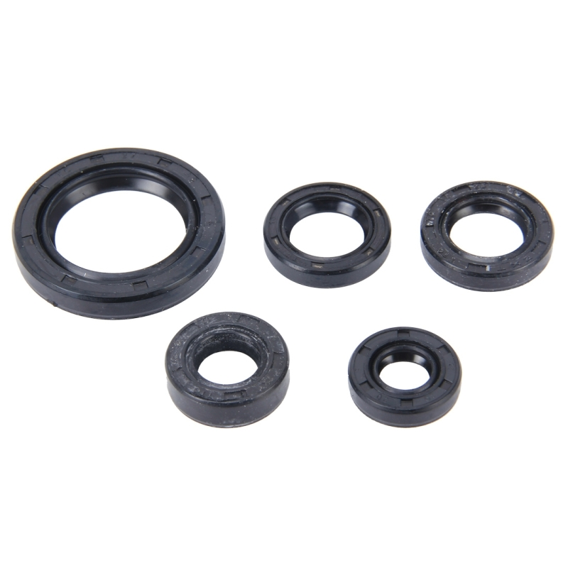 Pcs motorcycle rubber engine oil seal kit for gn