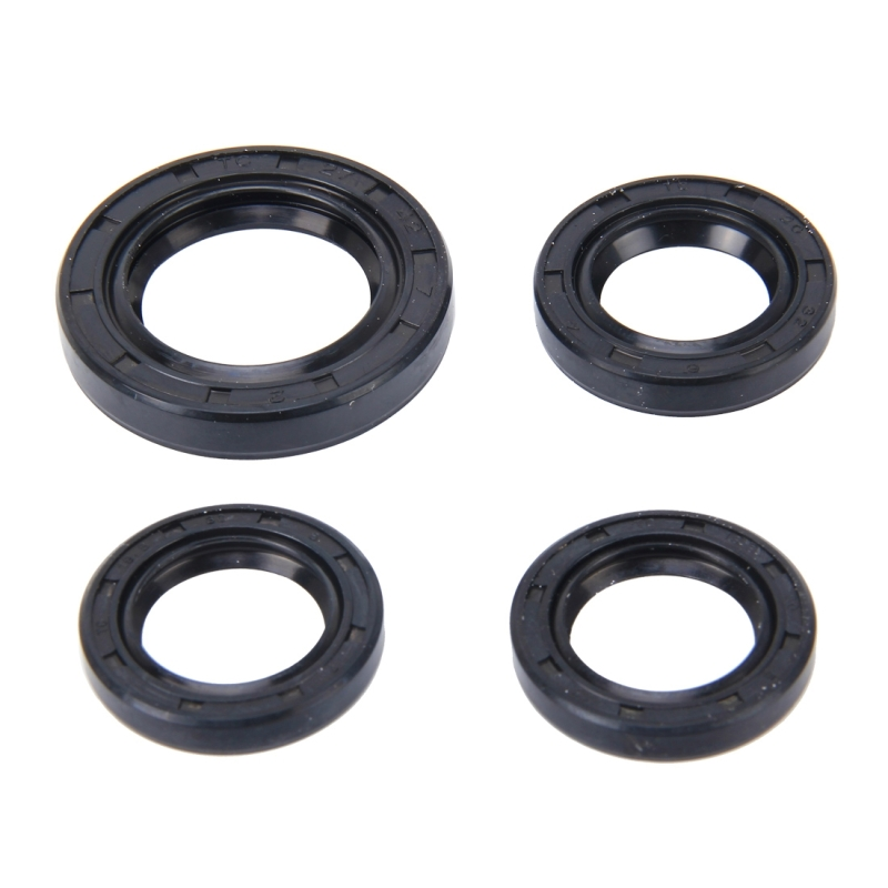 Pcs motorcycle rubber engine oil seal kit for gy