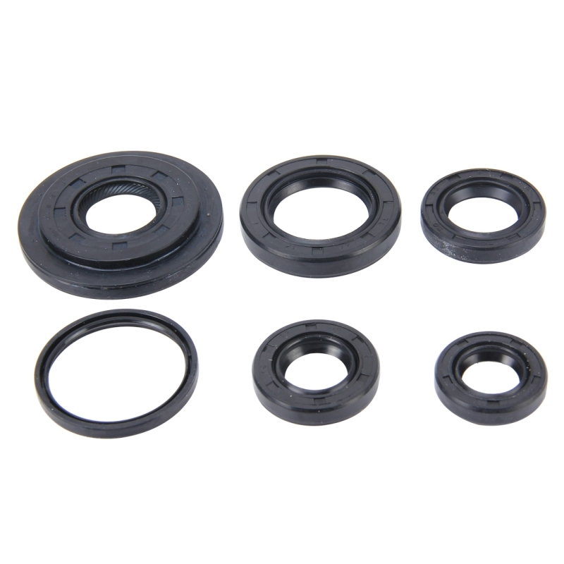 Pcs motorcycle rubber engine oil seal kit for wh