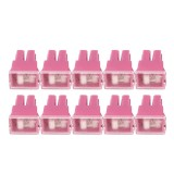 10 PCS 30A 32V Car Add-a-circuit Fuse Tap Adapter Blade Fuse Holder