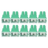10 PCS 40A 32V Car Add-a-circuit Fuse Tap Adapter Blade Fuse Holder