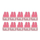 10 PCS 50A 32V Car Add-a-circuit Fuse Tap Adapter Blade Fuse Holder