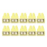 10 PCS 60A 32V Car Add-a-circuit Fuse Tap Adapter Blade Fuse Holder