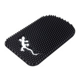 Comfortable Automotive Armrest Mats Car Armrests Cover Vehicle Center Console Arm Rest Seat Box Soft PVC Mats Cushion Universal Automotive Armrest Mats