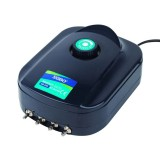 SOBO SB-988 12W 4 Outlets Adjustable Flow Silent Aquarium Air Pump Fish Tank Oxygen Air Pump