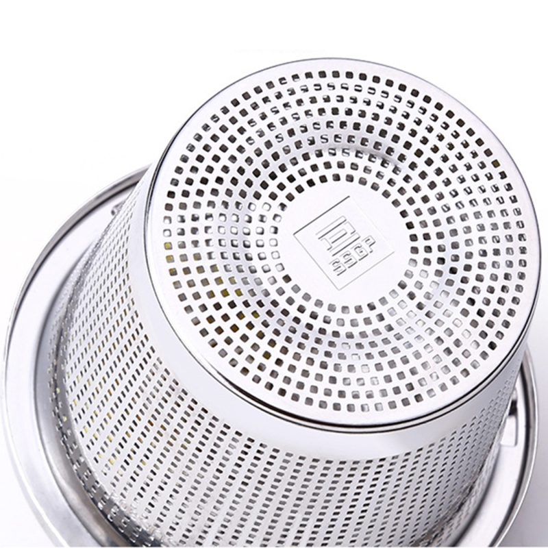 Stainless Steel Locking Spice Tea Strainer Mesh Infuser Tea Ball Filter
