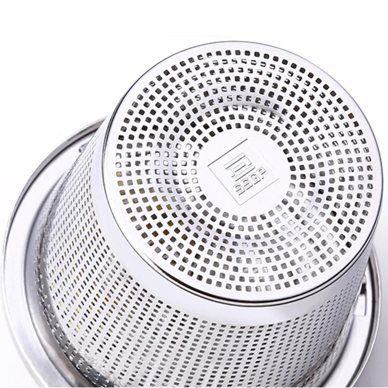 Stainless Steel Locking Spice Tea Strainer Mesh Infuser Tea Ball Filter