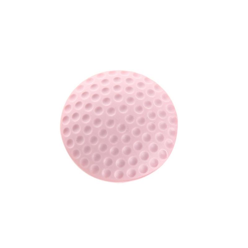 10 PCS Rubber Door Handle Mute Wall Pad Anti-collision Pad (Random Color)