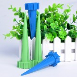 4 PCS Cone Watering Spike Automatic Watering Irrigation Spike Garden Plant Flower Drip Sprinkler (Random Color)