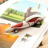 3 PCS Creative Stationery Cute Car Shape Ballpoint Pen Stationery Office Supplies (Random Color)
