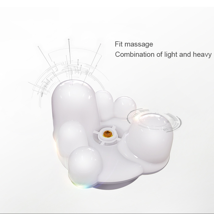 24W An Upgraded Version USB Charging Electrical Back Neck Shoulder Body Massager Infrared Heated Kneading for Car / Home, DC 12V