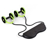 Multifunctional Exercise Home Fitness Equipment Intensity Adjustable Abdominal Wheel Resistance Pull Rope Muscle Power