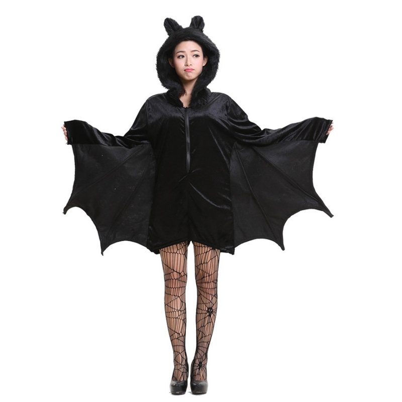 Halloween Costume Children and Women Bat V&ire Clothing Stage Performance Cosplay Clothing L Bust  sc 1 st  Alexnld.com & Halloween Costume Children and Women Bat Vampire Clothing Stage ...