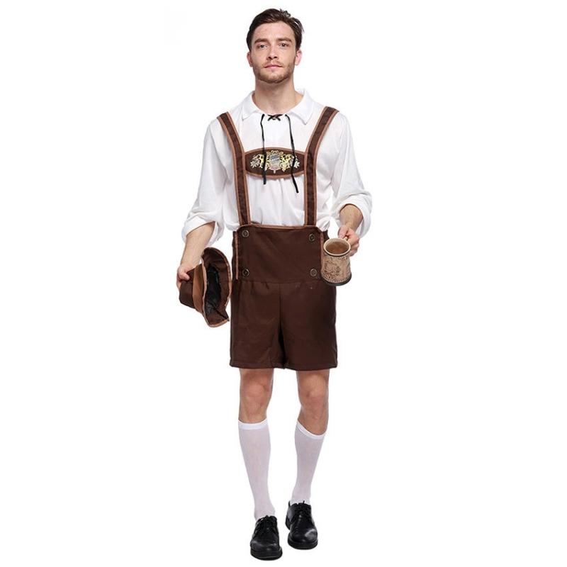 ... HC6270_3.jpg ...  sc 1 st  Alexnld.com & Halloween Costume Men Beer Costume Oktoberfest Suits England Style ...