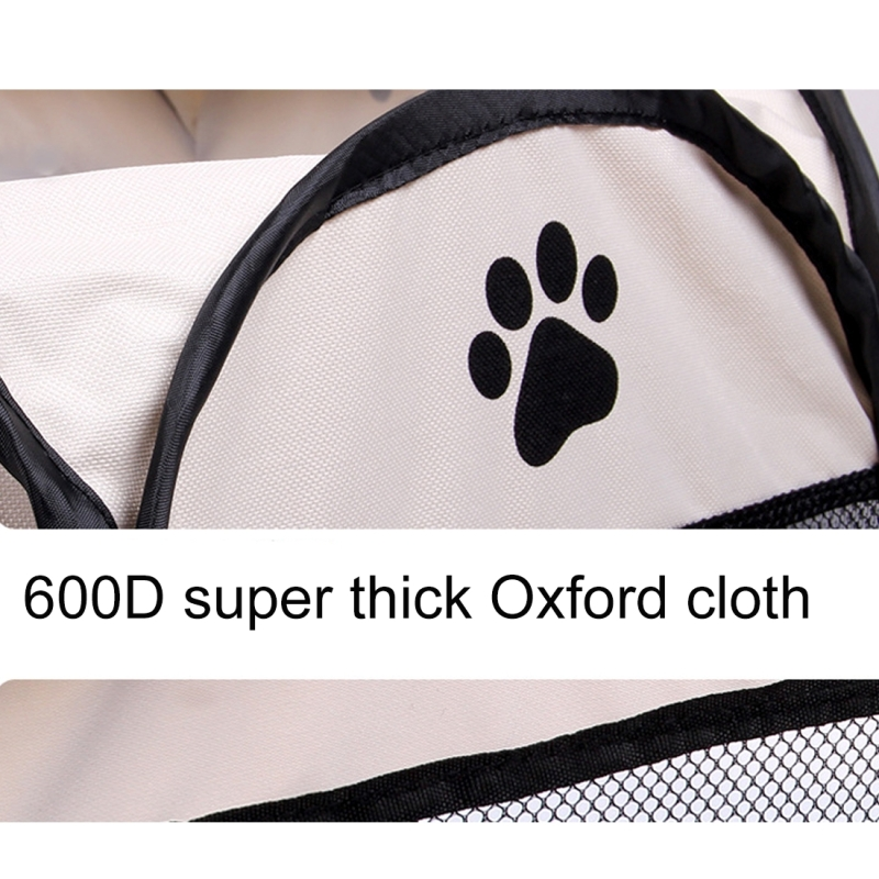 ... HC6611C_2.jpg ...  sc 1 st  Alex NLD & Fashion Oxford Cloth Waterproof Dog Tent Foldable Octagonal ...