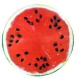 Watermelon Pattern Printed Summer Bath Towel Sand Beach Towel Shawl Scarf