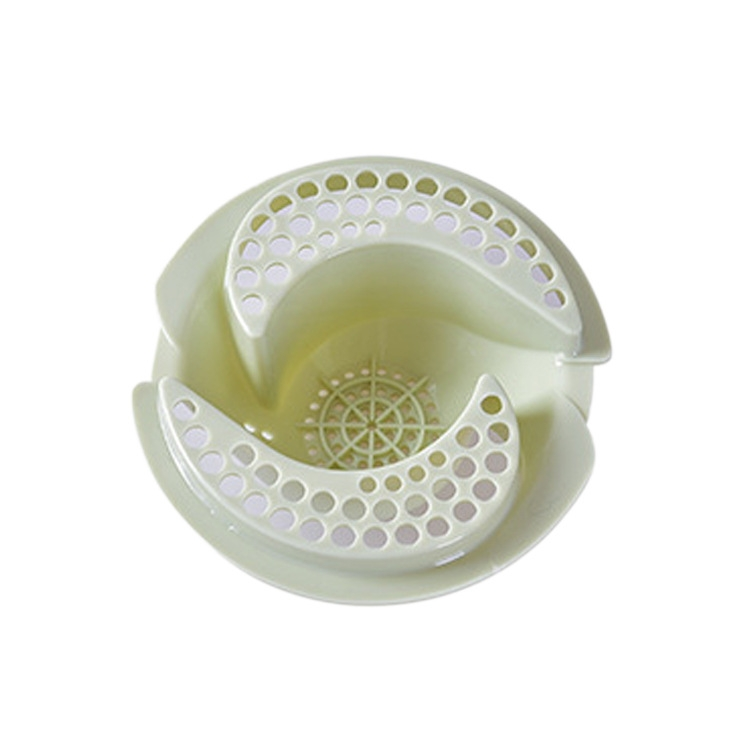 3 PCS Anti Clogging Kitchen Sink Strainer Stopper Filter Drainers Drain Cover Floor Waste Stopper Drain