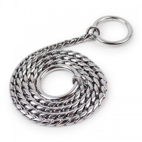 65cm Pet P Chain Pet Collars Pet Neck Strap Dog Neckband Snake Chain Dog Chain Dog Collar