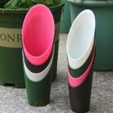 Bucket Shovel Plastic Soil Shovel Planting Shovel Gardening Tools Plant Soil Spade Shovel Gardening (Random Color)
