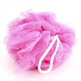 5 PCS Flower Bath Ball Bath Tubs Cool Ball Bath Towel Scrubber Body Cleaning Mesh Shower Wash Sponge (Random Color)