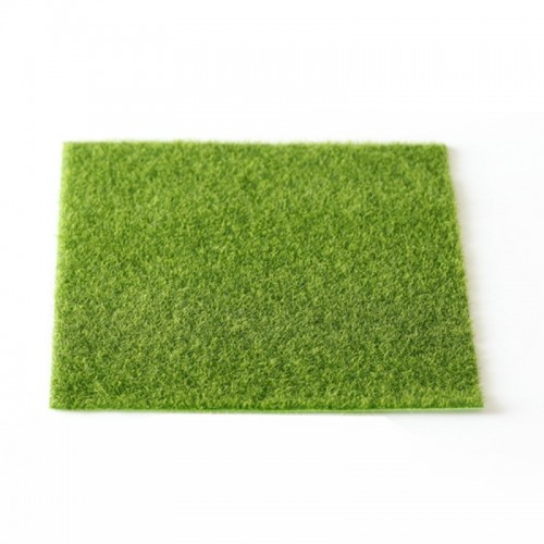 Simulation of Small Lawn Moss Micro-landscape Green Grass Landscape Home Creative Lawn Moss Jewelry Micro Simulation of Creative Landscape Ecological Lawn