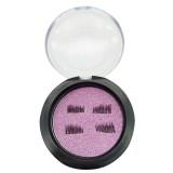 4 PCS 3D Magnetic False Eyelashes Eye Beauty Makeup Accessories Eye Lashes Extension Tools, 02#, Eyelash Length 1.5cm