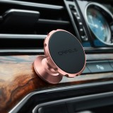 CAFELE Universal Stand Paste Type 360 Degree Rotation Bright Surface Magnetic Mount Phone Holder Stand for iPhone, Samsung, Huawei, Lenovo, Xiaomi, Sony, HTC (Rose Gold)
