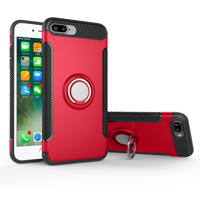 iphone 7 360 case red