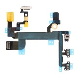 Replacement iPhone SE Power Button & Volume Button & Flashlight Flex Cable