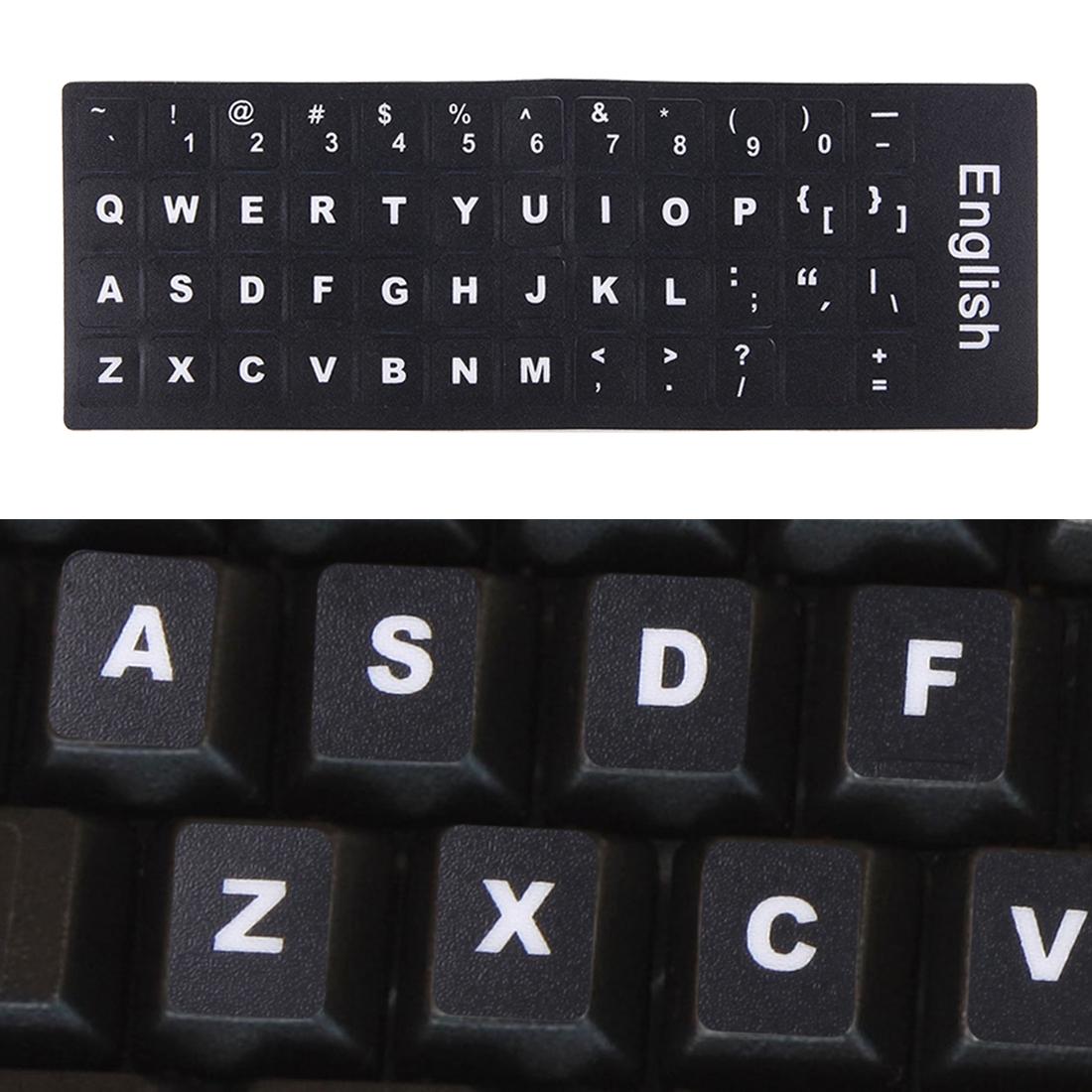 Keyboard Film Cover Independent Paste English Keyboard