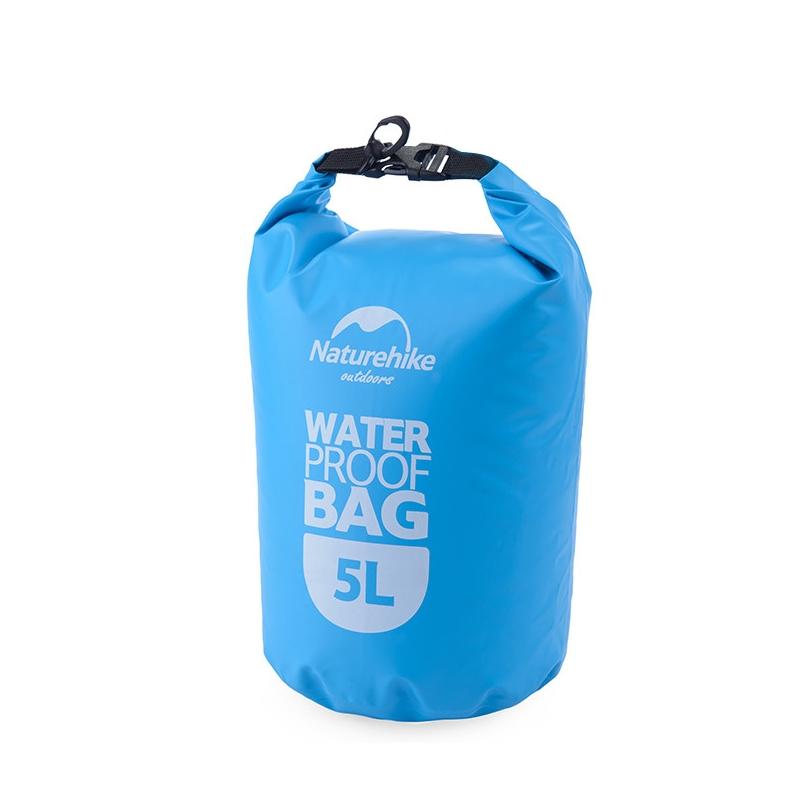 14aec1b15c Naturehike 5L Outdoor PVC Cloth Trekking River Drifting Waterproof Bag  Ultralight Swimming Bag (Blue) · OG8351L 1.jpg · OG8351L.jpg ...