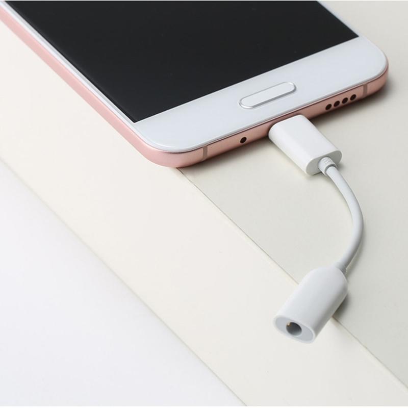 Original Xiaomi Usb C Type C To Audio Converter Adapter