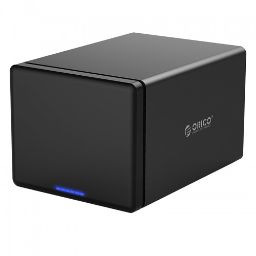 ORICO NS500-U3 5-bay USB 3.0 Type-B to SATA External Hard Disk Box Storage Case Hard Drive Dock for 3.5 inch SATA HDD, Support UASP Protocol