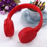 MDR-XB650BT Headband Folding Stereo Wireless Bluetooth Headphone Headset, Built-in Bluetooth Wireless Transmission, Support 3.5mm Audio Input & Hands-free Call & & TF Card & FM Function for iPhone, iPad, iPod, Samsung, HTC, Xiaomi and other Audio Devices (Red)
