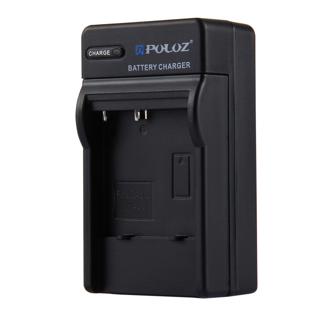 puluz us plug battery charger for casio cnp40 battery. Black Bedroom Furniture Sets. Home Design Ideas