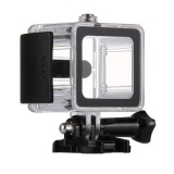 PULUZ for GoPro HERO5 Session / 4 Session 30m Underwater Waterproof Housing Diving Protective Case with Buckle Basic Mount & Screw