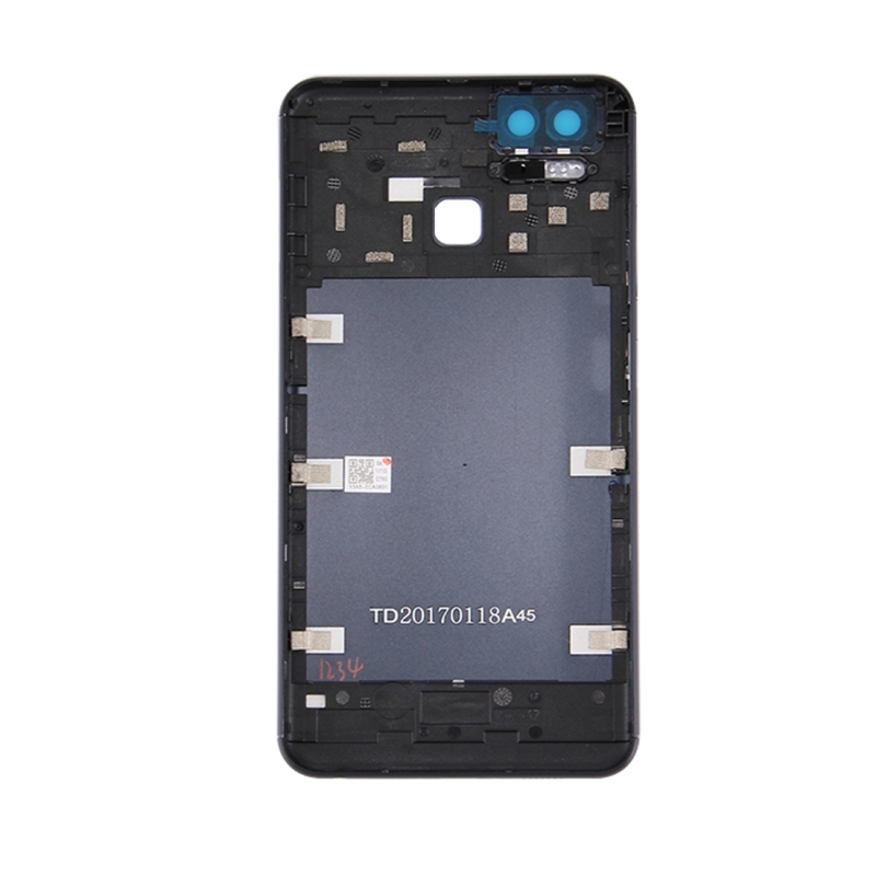 brand new 5f0b0 3dccf Replacement Asus ZenFone 3 Zoom / ZE553KL Back Battery Cover (Navy Black)