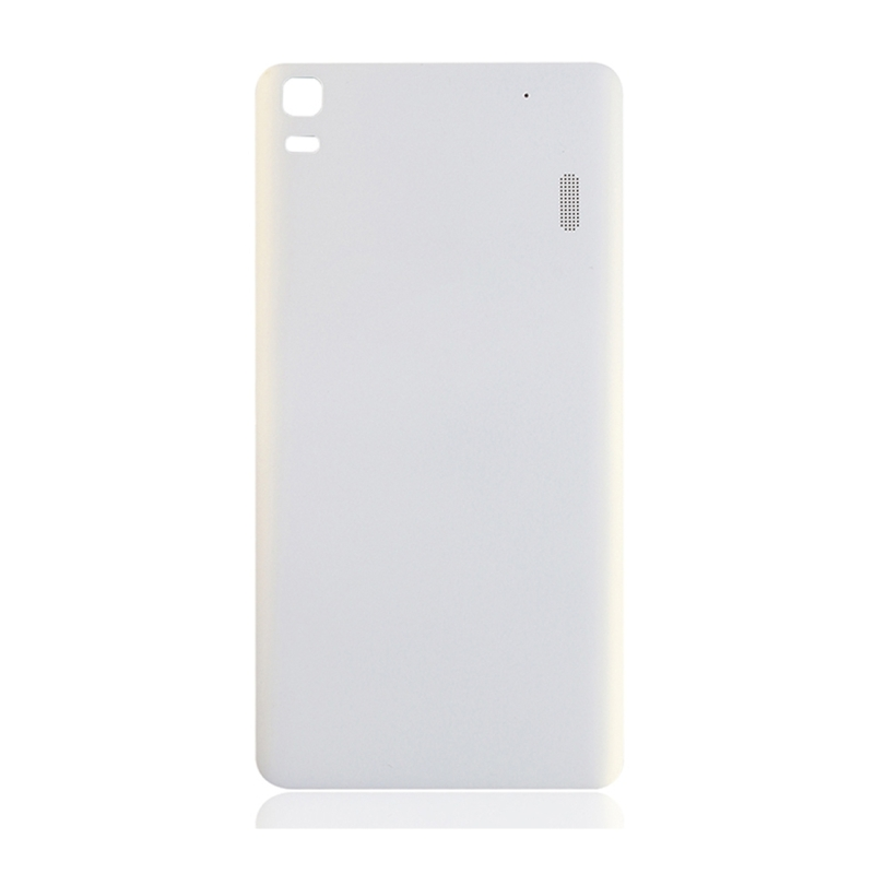 finest selection 72cf7 0b111 Replacement Lenovo A7000 Battery Back Cover (White)