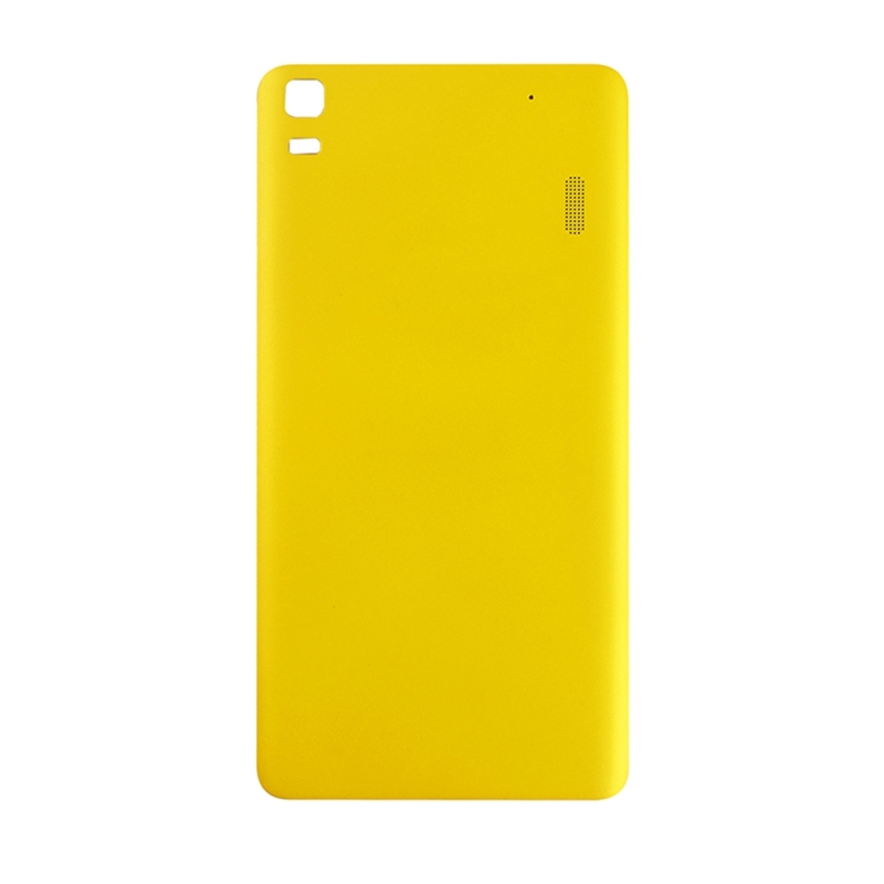 promo code 1b304 e8e6f Replacement Lenovo A7000 Battery Back Cover (Yellow)