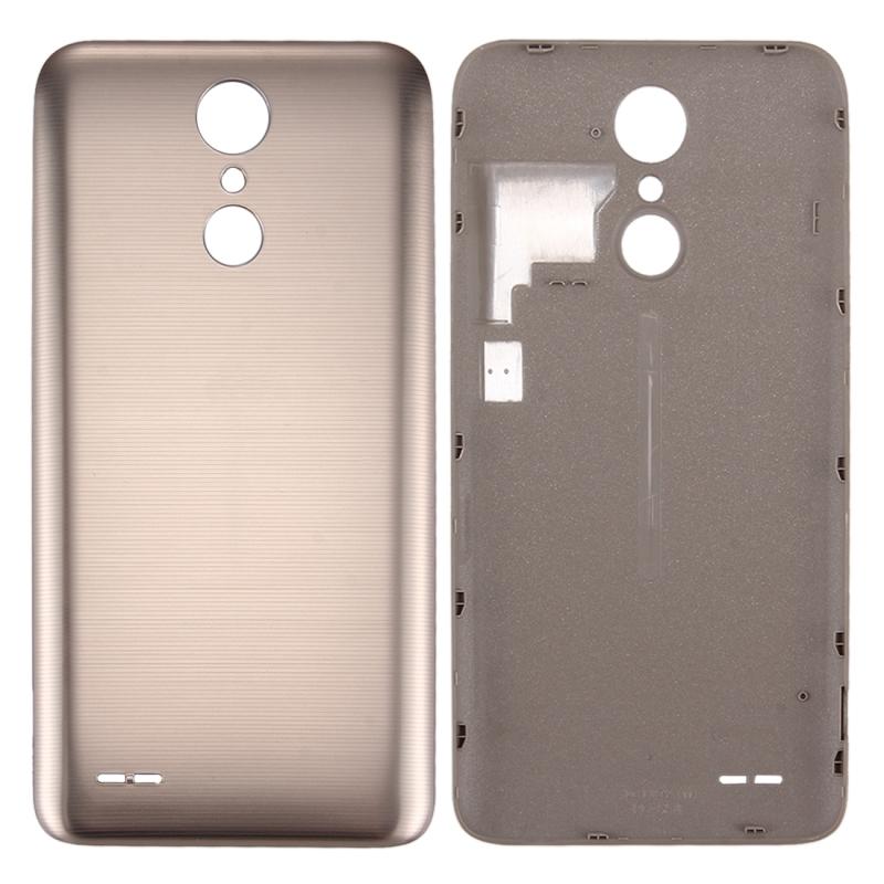 Electroplating Mirror Push Pull PC beschermings hoesje Back Shell Cover + Metal Bumper .