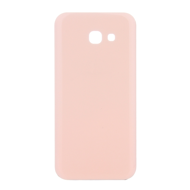 replacement samsung galaxy a3 2017 a320 battery back cover pink. Black Bedroom Furniture Sets. Home Design Ideas