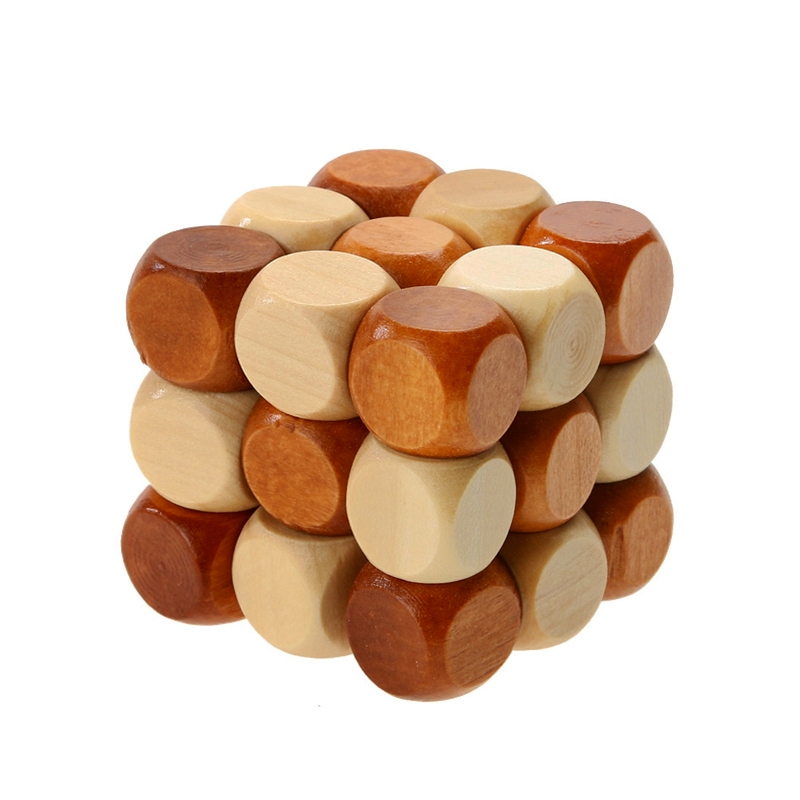 Wooden Cube Toys 63