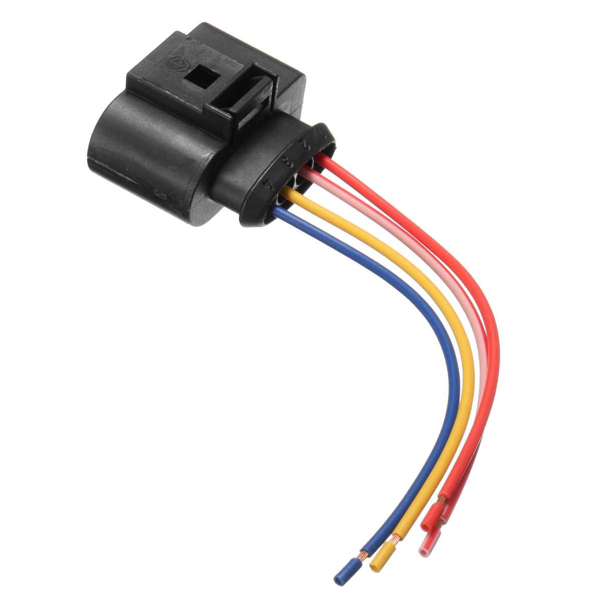 Pleasant Oem Ignition Coil Connector Plug Pack Wiring Loom For Audi Vw Skoda Wiring Database Wedabyuccorg