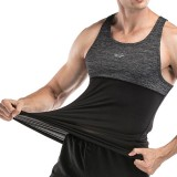 Men's Quick Drying Fitness Vest Casual Round Neck Breathable Sports Jogging Tops